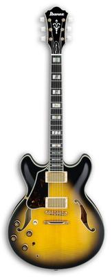 Гитара для левшей Ibanez AS200L-VYS Artstar Prestige