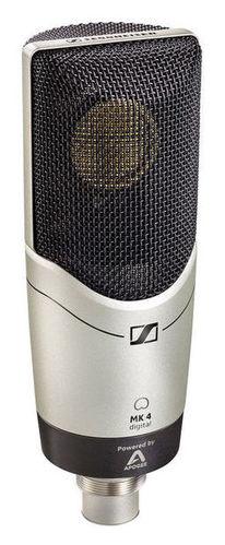USB микрофон Sennheiser MK4 digital
