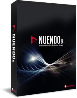 все цены на Софт для студии Steinberg Nuendo 8 Update from V7 онлайн