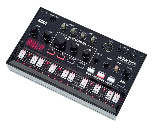 Синтезатор Korg Volca Kick korg volca sample