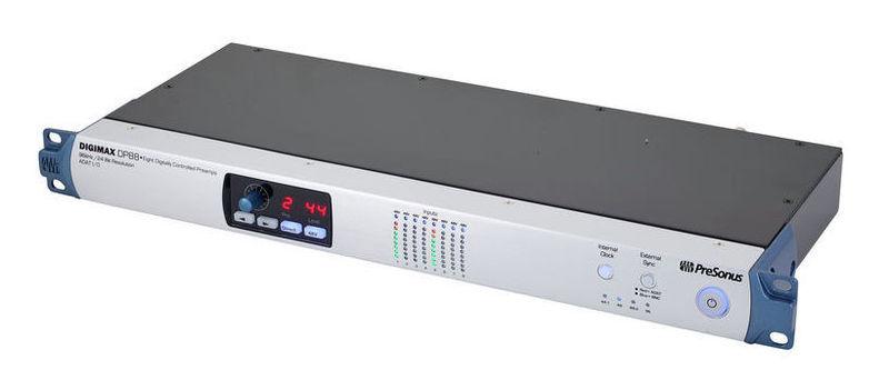 Микрофонный предусилитель PreSonus DigiMax DP88