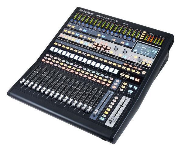 Контроллер, элемент управления PreSonus StudioLive CS18AI контроллер элемент управления presonus central station plus