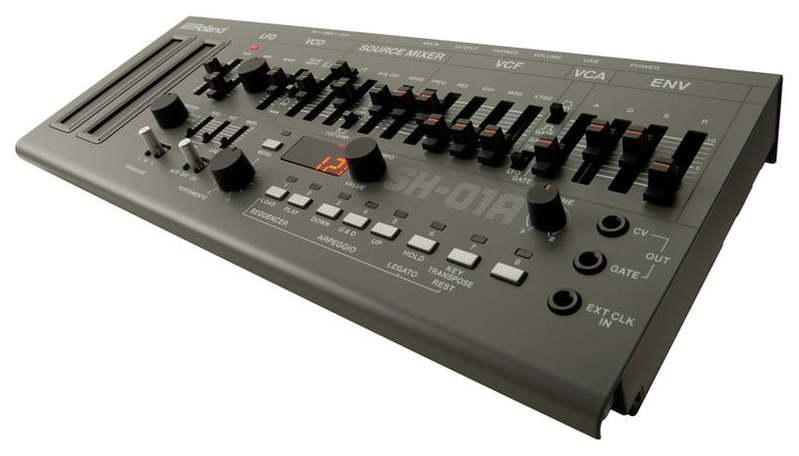 Звуковой модуль Roland SH-01A Gray