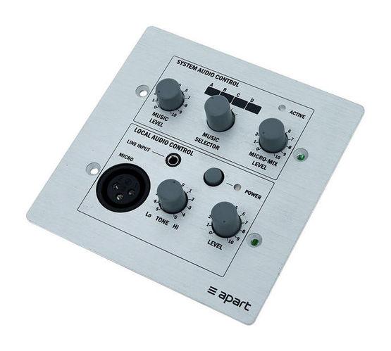 Инсталляционный аксессуар APart PM1122RL apart pm1122w беспроводная панель управления белого цвета для предусилителя pm1122