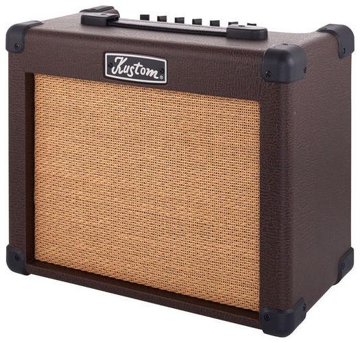 Комбо для акустической гитары Kustom SIENNA 16 Pro комбо усилители kustom kg110