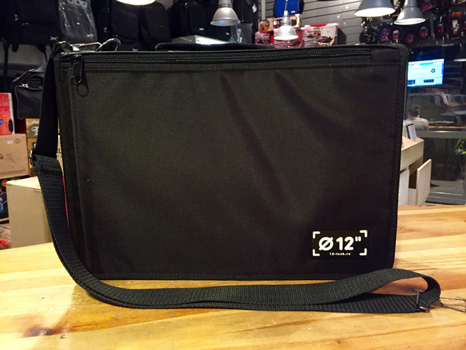 Универсальная сумка 12'' Inch Digital DJ Bag Large