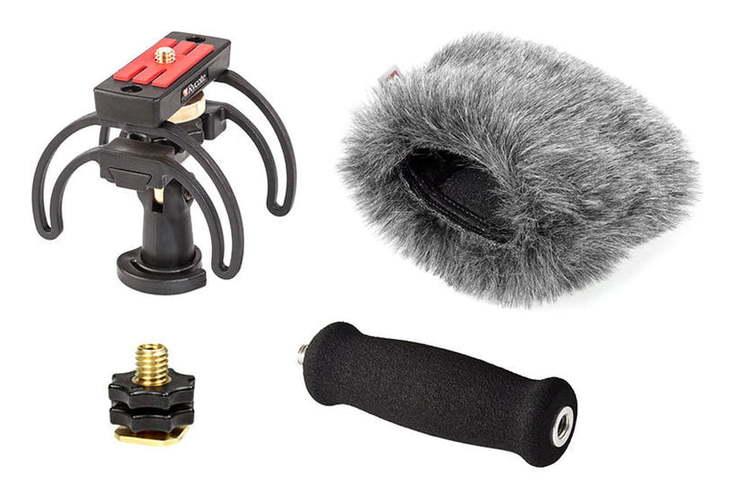 Дополнительный аксессуар для рекордера Rycote Tascam DR-44 WL Audio Kit дополнительный аксессуар для рекордера zoom ecm 3