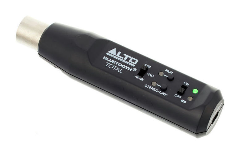 Контроллер акустических систем Alto Bluetooth Total контроллер акустических систем dbx driverack pa 2