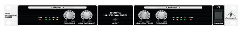 Психоакустический процессор Behringer SONIC ULTRAMIZER SU9920
