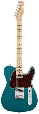 Телекастер Fender AM Elite Telecaster MN OCT телекастер fender standard telecaster mn lpb