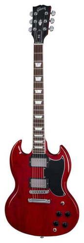 купить Электрогитара с двумя вырезами Gibson SG Standard 2018 HC недорого
