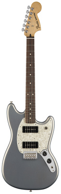 Электрогитара иных форм Fender Mustang P90 PF SI Offset fender mustang combo footswitch