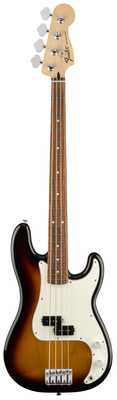 4-струнная бас-гитара Fender Standard Precision Bass PF BSB portraits de regions
