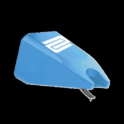 Игла для винилового проигрывателя Reloop Stylus blue игла для винилового проигрывателя audio technica atn95e