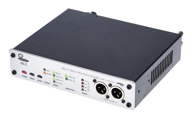 ЦАП-АЦП конвертер Mutec MC 2 цап ацп конвертер benchmark dac3 hgc b
