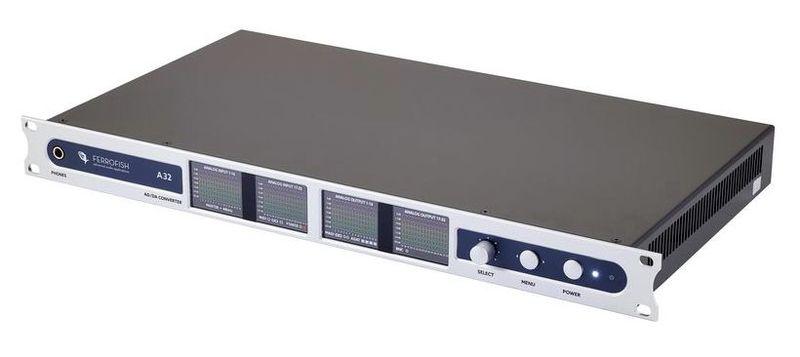 ЦАП-АЦП конвертер Ferrofish A32 AD/DA Converter аккумулятор для ноутбука oem 5200mah asus n61 n61j n61d n61v n61vg n61ja n61jv n53 a32 m50 m50s n53s n53sv a32 m50 a32 n61 a32 x 64 33 m50 n53s n53 a32 m50 m50s n53s n53sv a32 m50