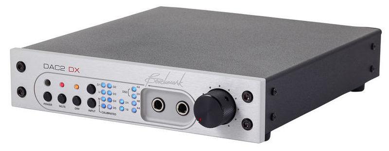 ЦАП-АЦП конвертер Benchmark DAC2 DX цап ацп конвертер mutec mc 2