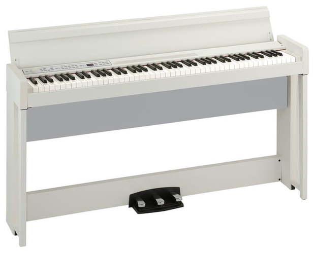 Цифровое пианино Korg C1 Air WH korg b1 wh