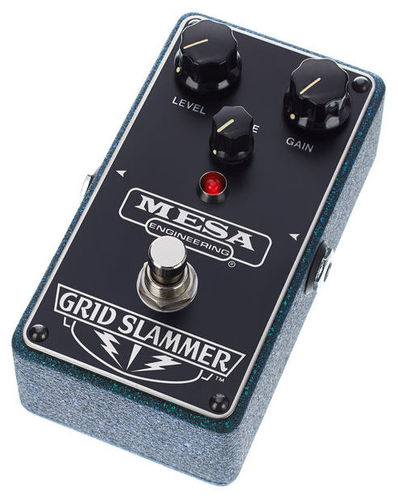 Педаль Overdrive и Distortion Mesa Boogie Grid Slammer цена и фото