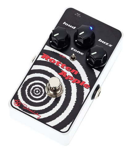все цены на  Педаль Overdrive и Distortion Keeley Electronics Rotten Apple OpAmp Fuzz  онлайн