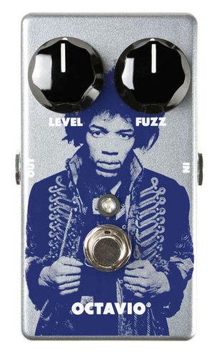 Педаль Overdrive и Distortion DUNLOP Jimi Hendrix Octavio Fuzz LTD недорого