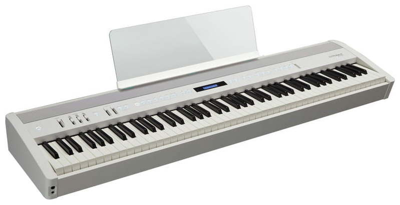 Цифровое пианино Roland FP-60 WH roland rp401r wh
