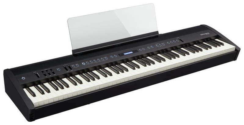 Цифровое пианино Roland FP-60 BK roland bk 7m