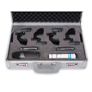 Комплект микрофонов Sennheiser E 600 SERIES DRUM CASE рама и стойка для электронной установки roland mds 4v drum rack