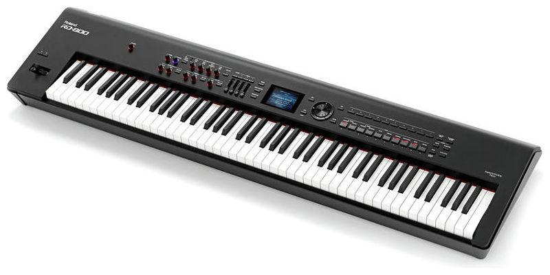 Сценическое фортепиано Roland RD-800  roland fr 1x rd