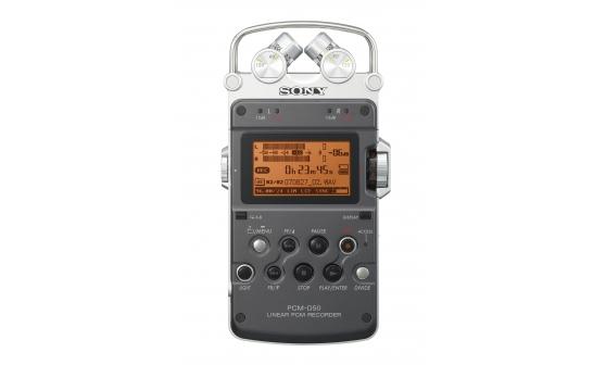 Рекордер Sony PCM-D50 карта памяти compactflash sony qd n64 j