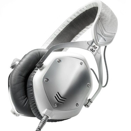 Наушники закрытого типа V-Moda Crossfade M100 White Silver M-100-U-SV стоимость