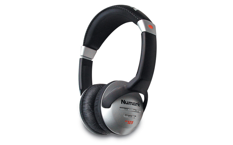 все цены на  Dj наушники Numark HF125 DJ  онлайн