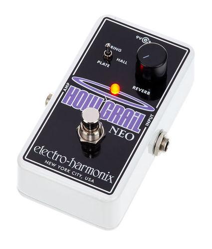 Педаль Reverb/Hall Electro-Harmonix Holy Grail Neo douk audio 1pc electro harmonix eh kt90