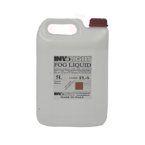Жидкость для генераторов эффектов INVOLIGHT FL-S жидкость для акпп total fluide xld fe 1 л 181783