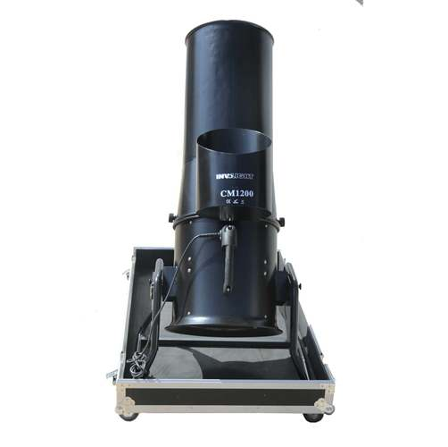 Конфетти-машина INVOLIGHT CM1200 многолучевой прибор involight ventus l