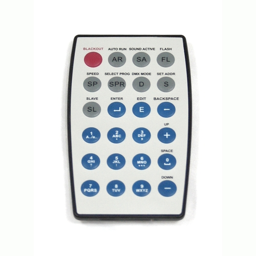 Контроллер DMX INVOLIGHT LC20 многолучевой прибор involight ventus l