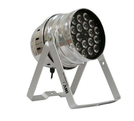 Прожектор LED PAR 64 INVOLIGHT LED PAR189AL цена и фото