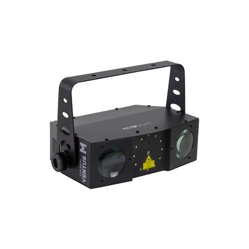 Лазер RGB INVOLIGHT Ventus M многолучевой прибор involight ventus l