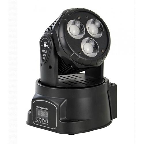 Вращающаяся голова wash INVOLIGHT LED MH315TCOB цена и фото