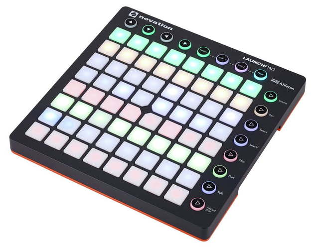 MIDI, Dj контроллер Novation Launchpad Mk2 цена и фото