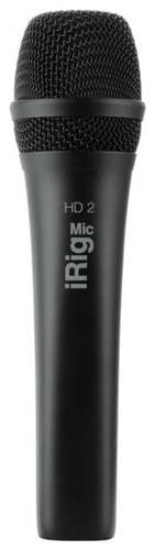 iPad/iPhone микрофон IK Multimedia iRig Mic HD 2 ik multimedia irig powerbridge