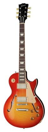Электрогитара с одним вырезом Gibson ES-Les Paul HCS gibson les paul studio hp 2017 wine red
