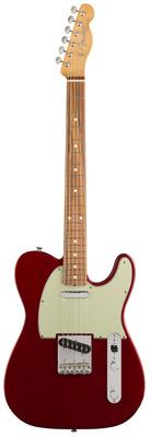Телекастер Fender MEX 60 Classic Tele PF CAR hocico mex