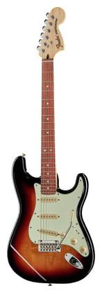 Стратокастер Fender Deluxe Roadhouse Strat PF 3TSB al ko hw 601 inox