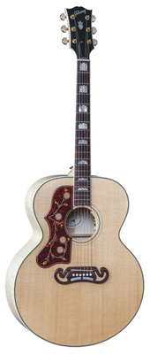 Джамбо Gibson SJ-200 Antique Natural LH 2018 gibson 2018 songwriter 12 string antique natural