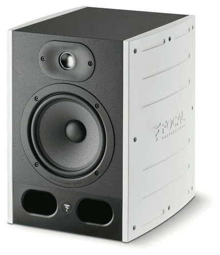 Активный студийный монитор Focal Alpha 65 Limited Edition White активный студийный монитор tascam vl s3