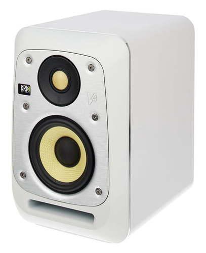 Активный студийный монитор KRK V4S4 White активный студийный монитор tascam vl s3