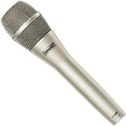 Конденсаторный микрофон Shure KSM9 SL вокальный микрофон proaudio md 50