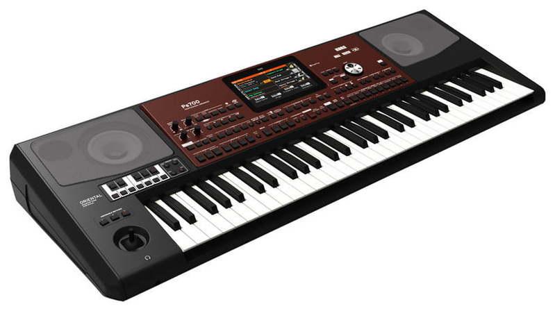 Синтезатор Korg PA-700 Oriental