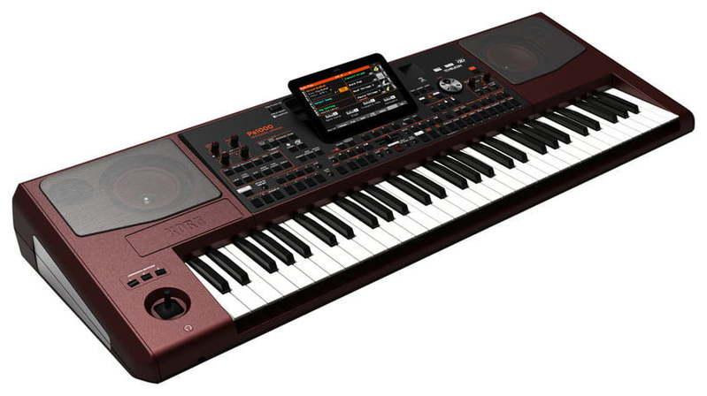 все цены на Синтезатор Korg PA-1000 онлайн